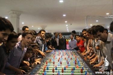 دومین نمایشگاه بازیهای رایانهای تهران (روز پنجم)